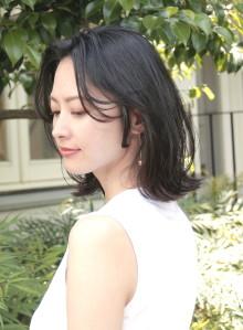 ハネても可愛い☆大人ミディアム(ビューティーナビ)