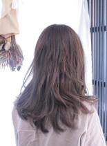 アンティークシルバー(髪型ロング)