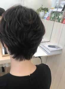くせ毛 50 代 髪型