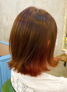 インナーオレンジカラー