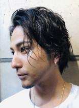 大人男性必見!ニュアンスショート(髪型メンズ)