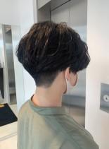 刈り上げハンサムショート(髪型ショートヘア)