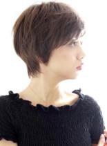☆大人マッシュウルフ☆(髪型ショートヘア)