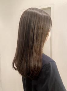 艶髪ストレート
