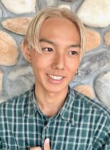 ハンサムメンズショート ☆ 刈り上げ(髪型メンズ)