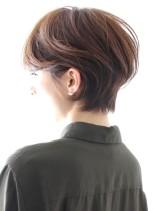 ☆大人のくびれショートヘア☆(髪型ショートヘア)