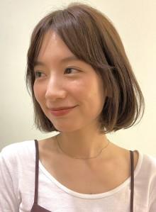 【40代・50代】ハネづらい*ひし形ボブ(ビューティーナビ)