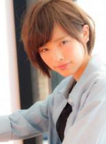セクシーショート☆(髪型ショートヘア)