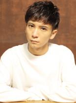 ツーブロックベリーショート(髪型メンズ)