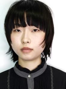 短いザクザク前髪の個性的なショート(ビューティーナビ)