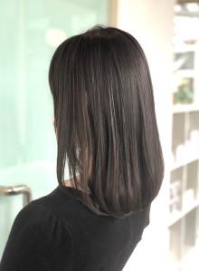 艶髪ワンカールミディ