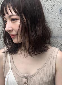 20代30代◎小顔無造作カールボブディ☆