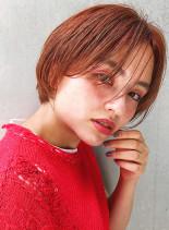 ハンサム☆ショートボブ(髪型ショートヘア)