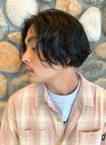 メンズ ☆ ハンサムショートボブ