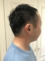 セット無しOK!大人の刈り上げベリショ(髪型メンズ)