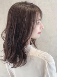 大人の美髪☆ラベンダーブラウン(ビューティーナビ)