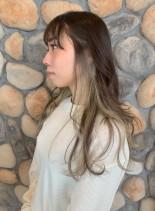 ウルフレイヤー ☆ フレーミングカラー(髪型ロング)