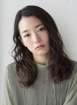 人気ランキングデジタルパーマ(髪型ロング)