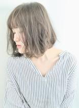 人気ランキングスタイリング簡単パーマボブ(髪型ボブ)