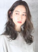 朝楽◇柔らかゆるウェーブ(髪型ロング)