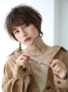 個性派おしゃれ女子マニッシュショート☆