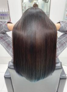 髪質改善・超音波縮毛矯正Ⅲ