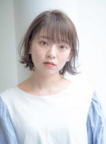 小顔ショートボブ デジタルパーマ(髪型ボブ)