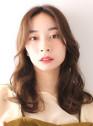韓国人風ヨシンモリウェーブスタイル
