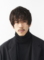 せクシーな男の色気引き出す大人スタイル(髪型メンズ)
