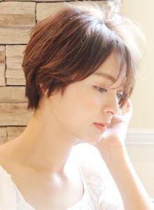 【30代40代】大人女性に人気ショート