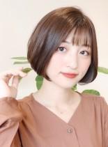 30代からの似合わせボブ(髪型ボブ)
