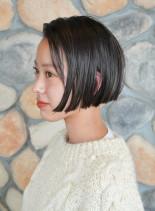 マチルダ ☆ ミニボブ(髪型ショートヘア)