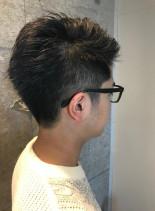 ビジネスマンヘアー(髪型メンズ)