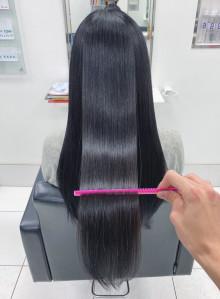 髪質改善・超音波縮毛矯正[ロングヘア]