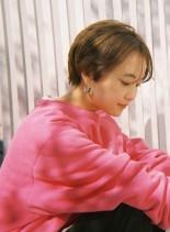 人気ランキングハンサムショート(髪型ショートヘア)