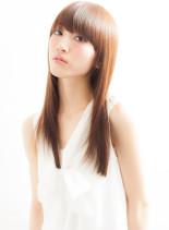 ヘルシーロング(髪型ロング)