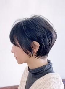 小顔ショート(ビューティーナビ)