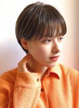 小頭効果☆コンパクトショート(髪型ショートヘア)
