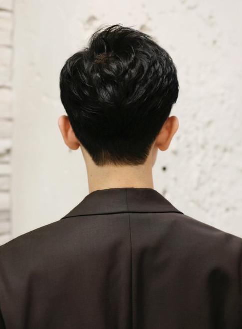 ビジネスヘア:ツーブロックベリーショート(ビューティーナビ)