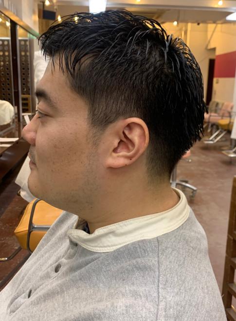 刈り上げショート 襟足&耳周りすっきり(ビューティーナビ)