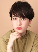 ☆ボリュームUP☆大人フレンチショート(髪型ショートヘア)