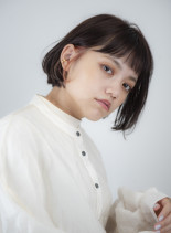 ゆるふわミニボブ〇(髪型ボブ)