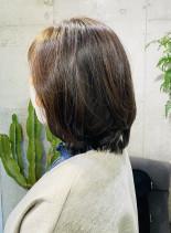 お手入れ簡単ボブレイヤー(髪型ボブ)
