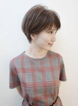 20代30代に人気の大人ショート(髪型ショートヘア)