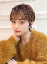 簡単イメチェン☆大人可愛いショートヘア(髪型ショートヘア)