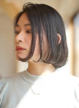セクシーボブ(髪型ボブ)