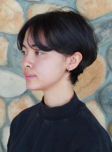 森星風 ☆ 大人ショートボブ(ビューティーナビ)
