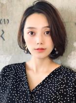 大人フレンチボブ/30・40代(髪型ボブ)