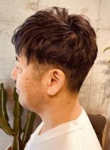 メンズヘアスタイル(髪型メンズ)