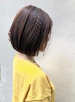 30代40代50代 大人ショートボブ(髪型ボブ)